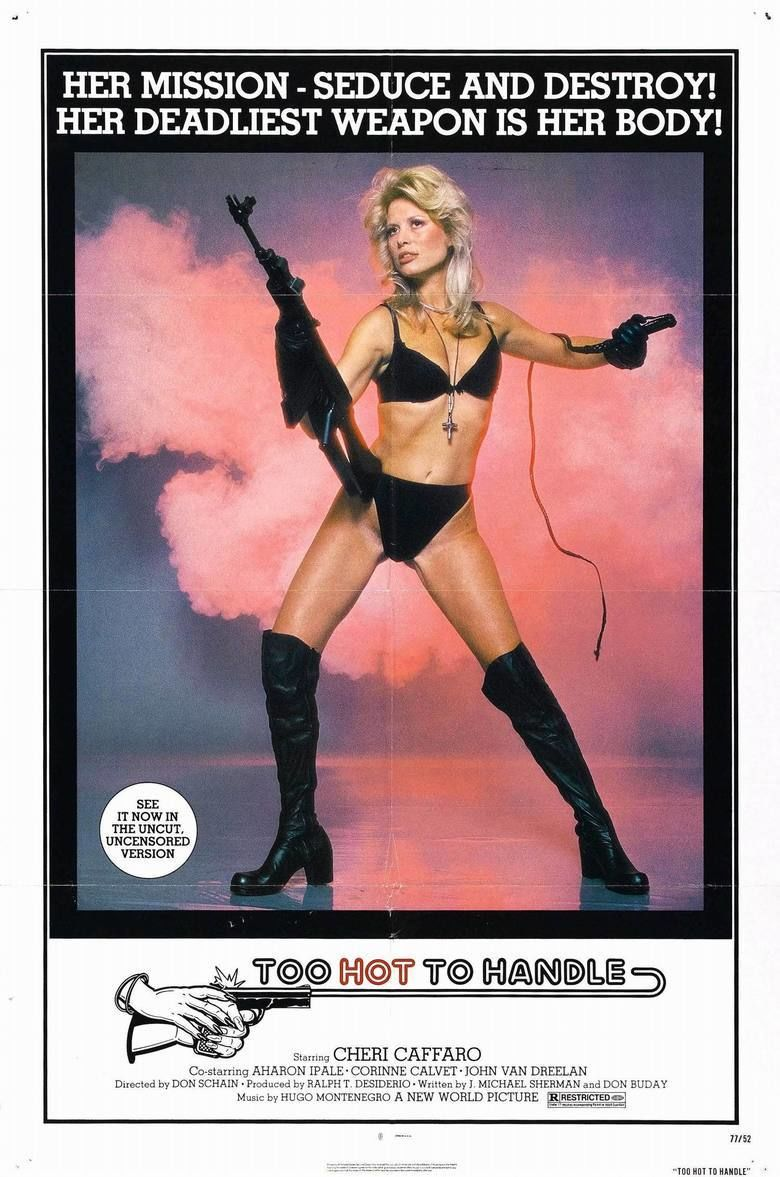 Too Hot to Handle (1977 film) movie poster