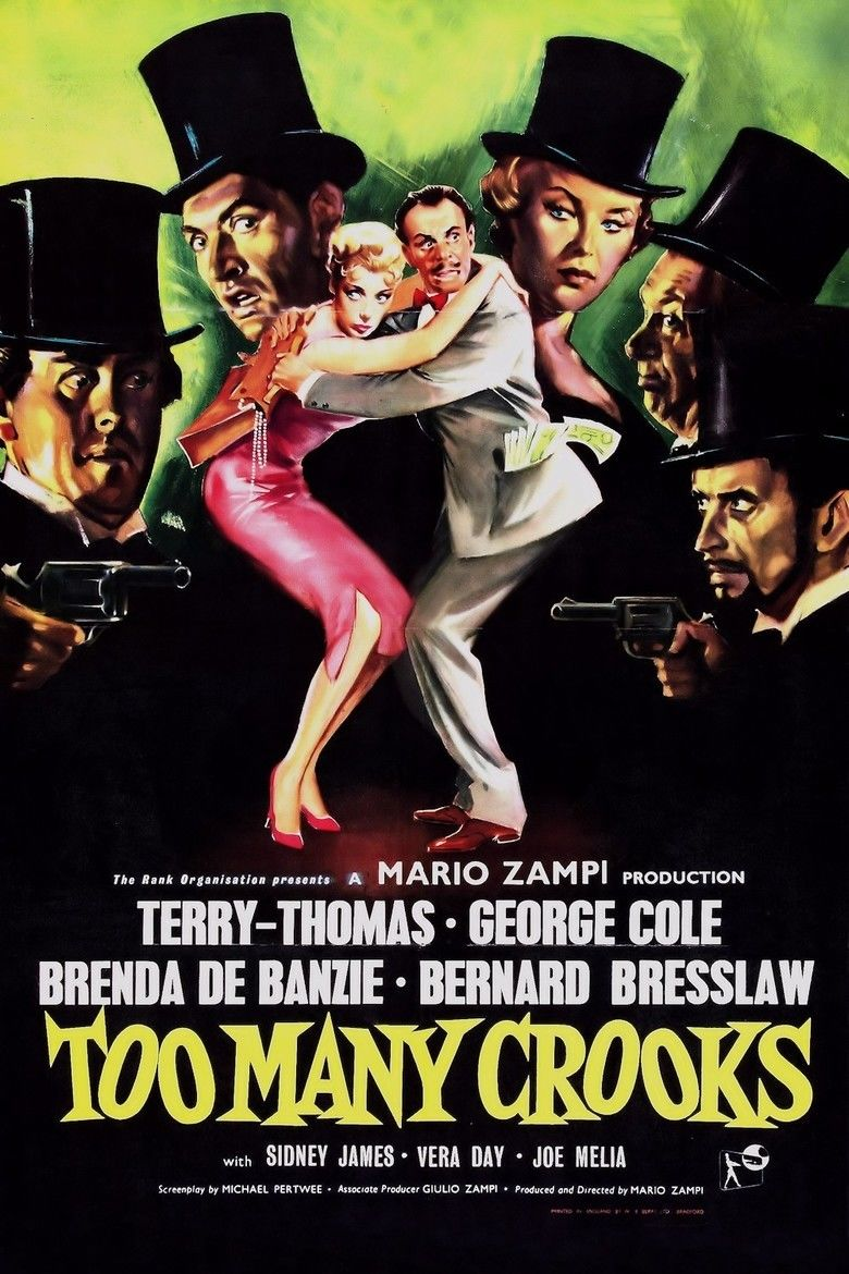 Too Many Crooks movie poster