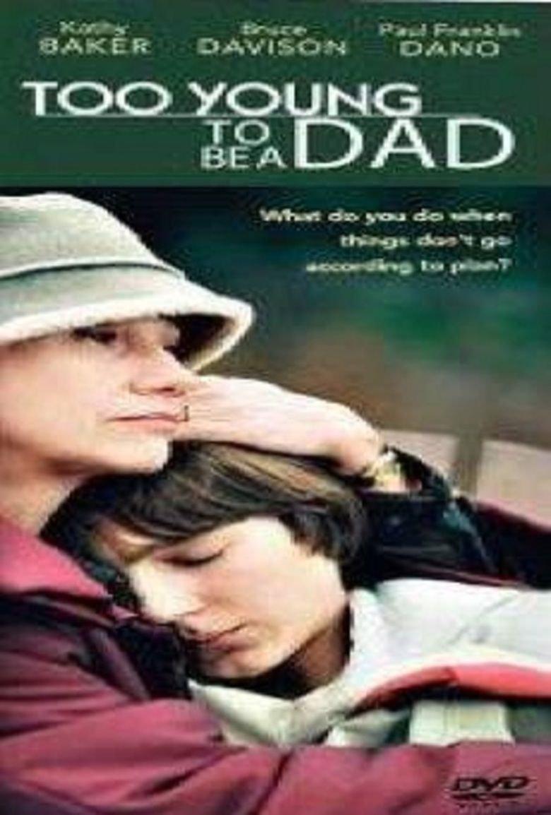 Too Young to Be a Dad movie poster