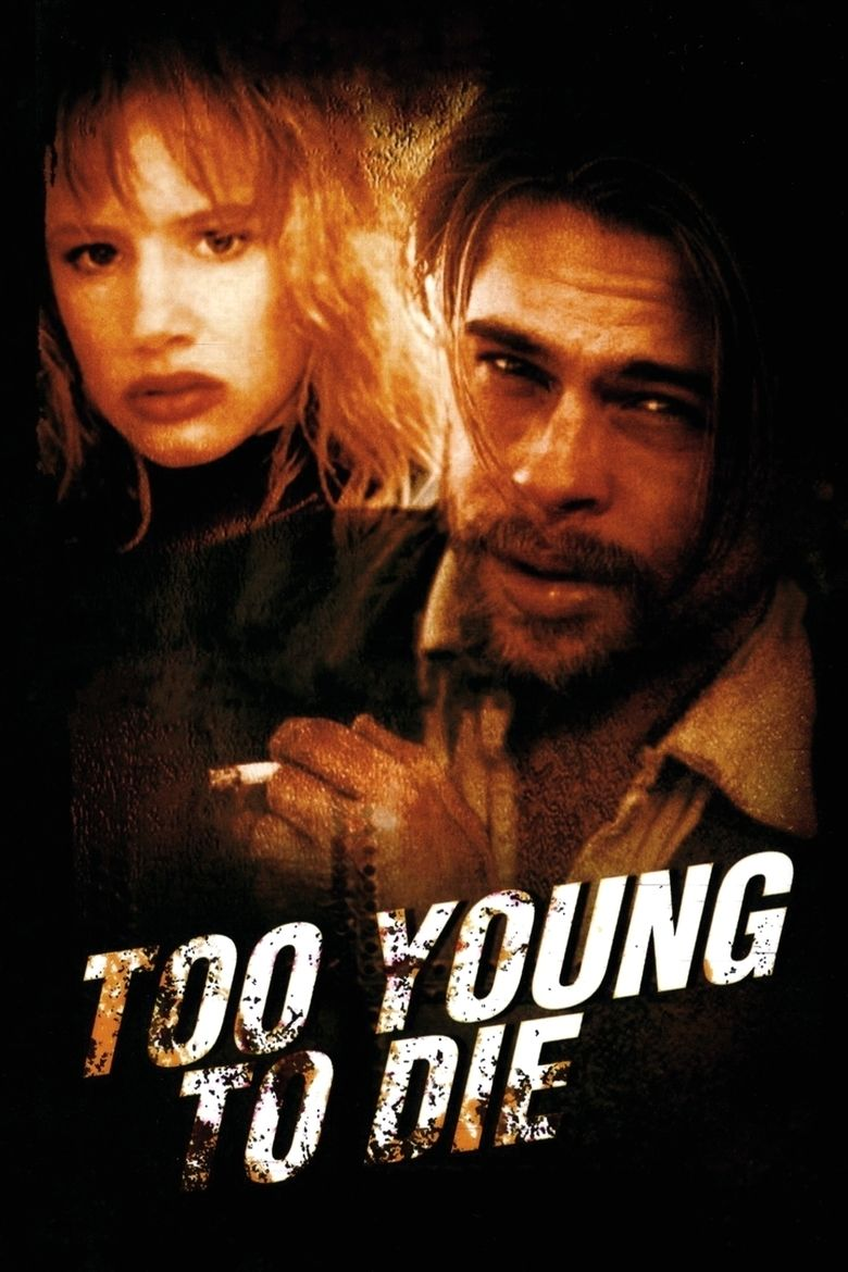 Too Young to Die movie poster