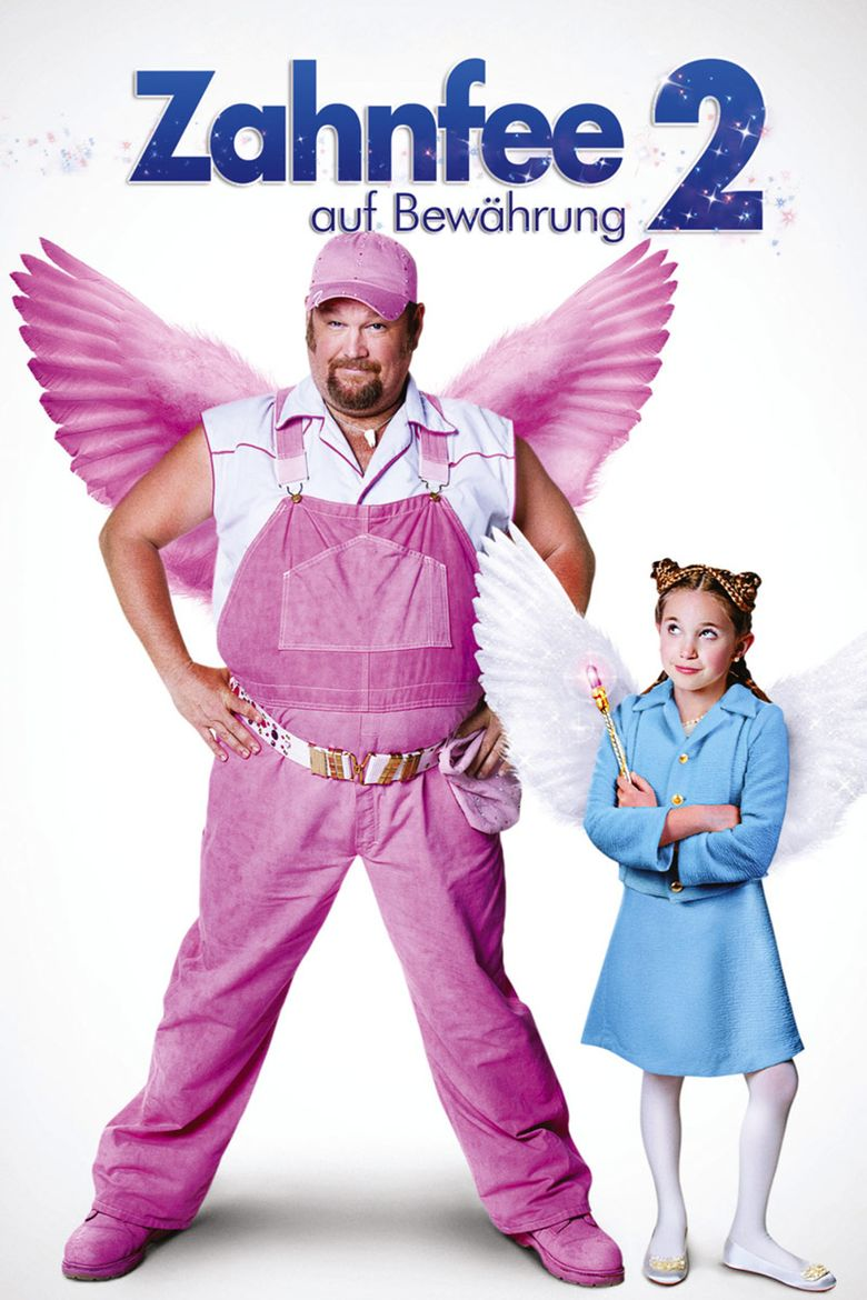 Tooth Fairy 2 movie poster