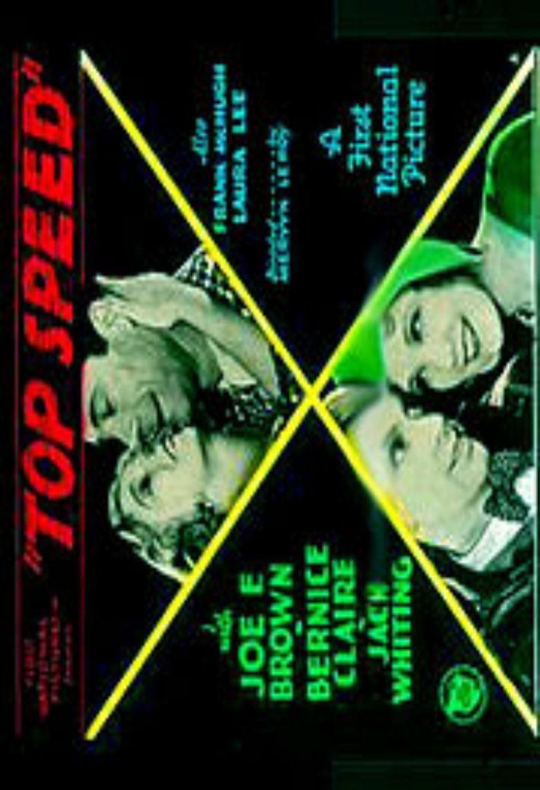 Top Speed movie poster