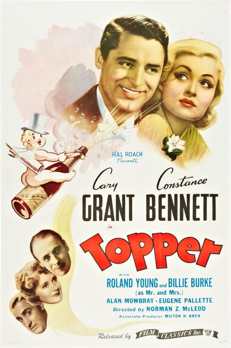 Topper (film) movie poster