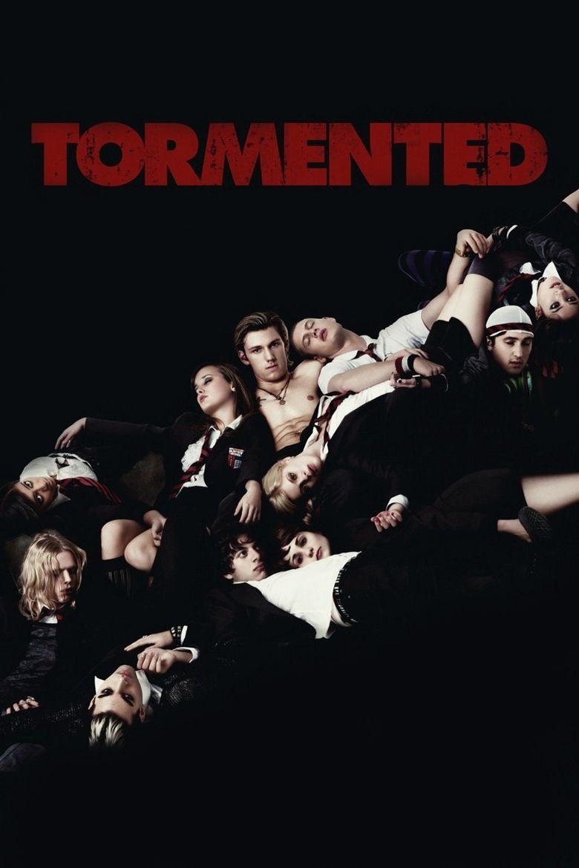 Tormented (2009 British film) movie poster