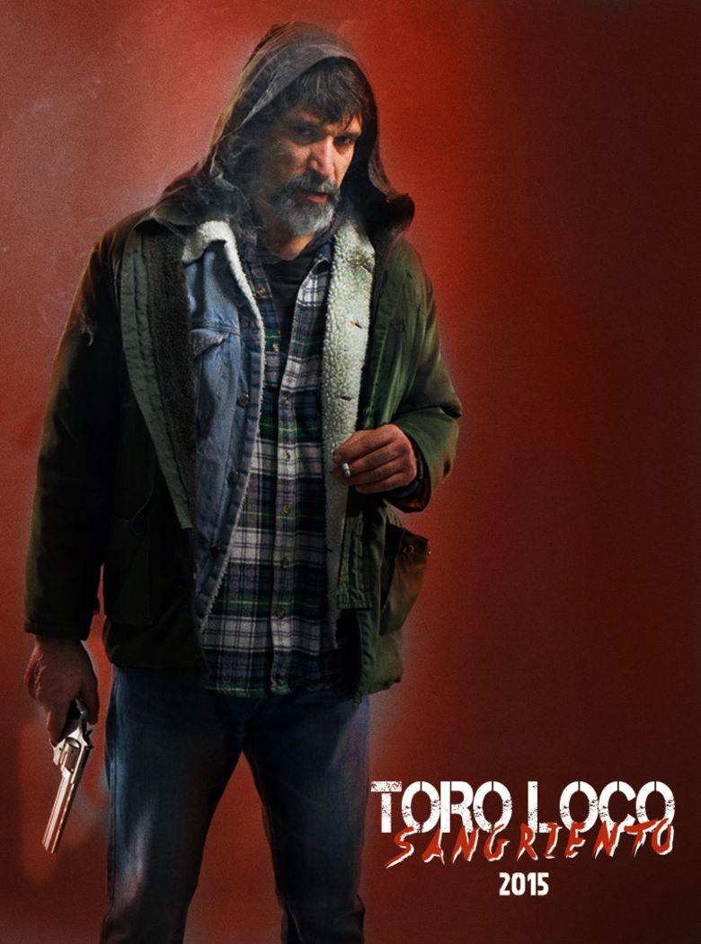 Toro Loco Sangriento movie poster