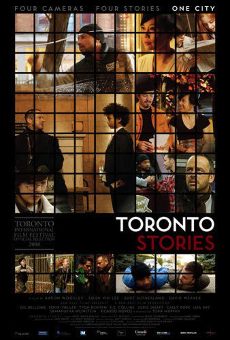 Toronto Stories movie poster