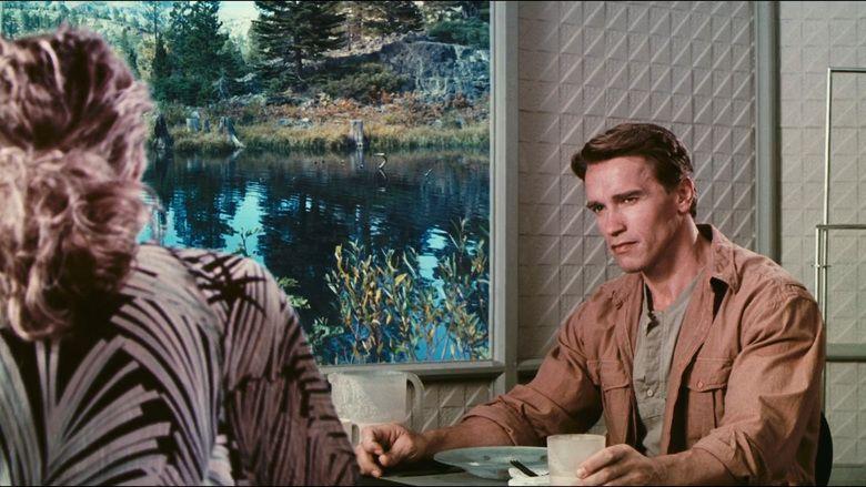 Total Recall (1990 film) movie scenes