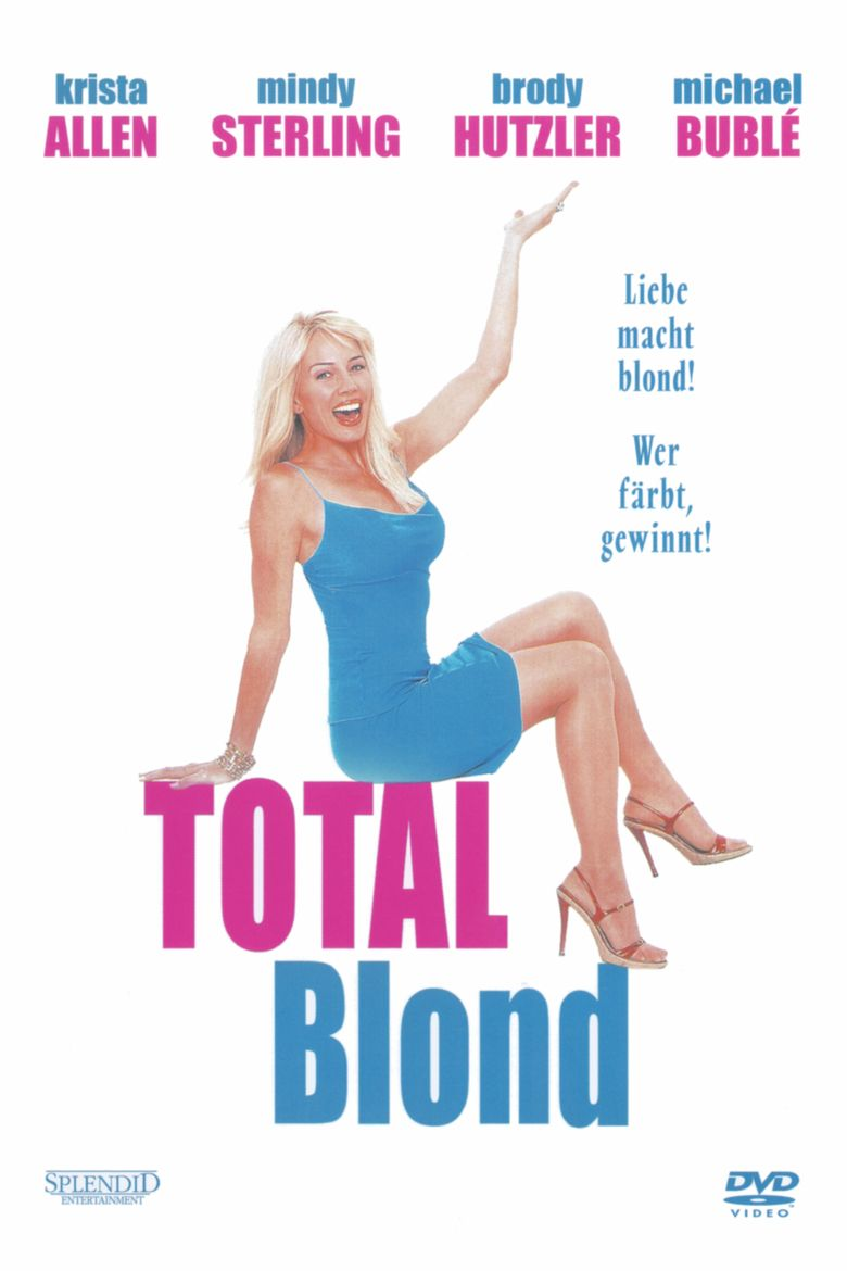 Totally Blonde movie poster