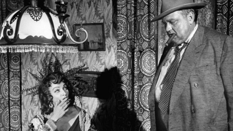 Touch of Evil movie scenes