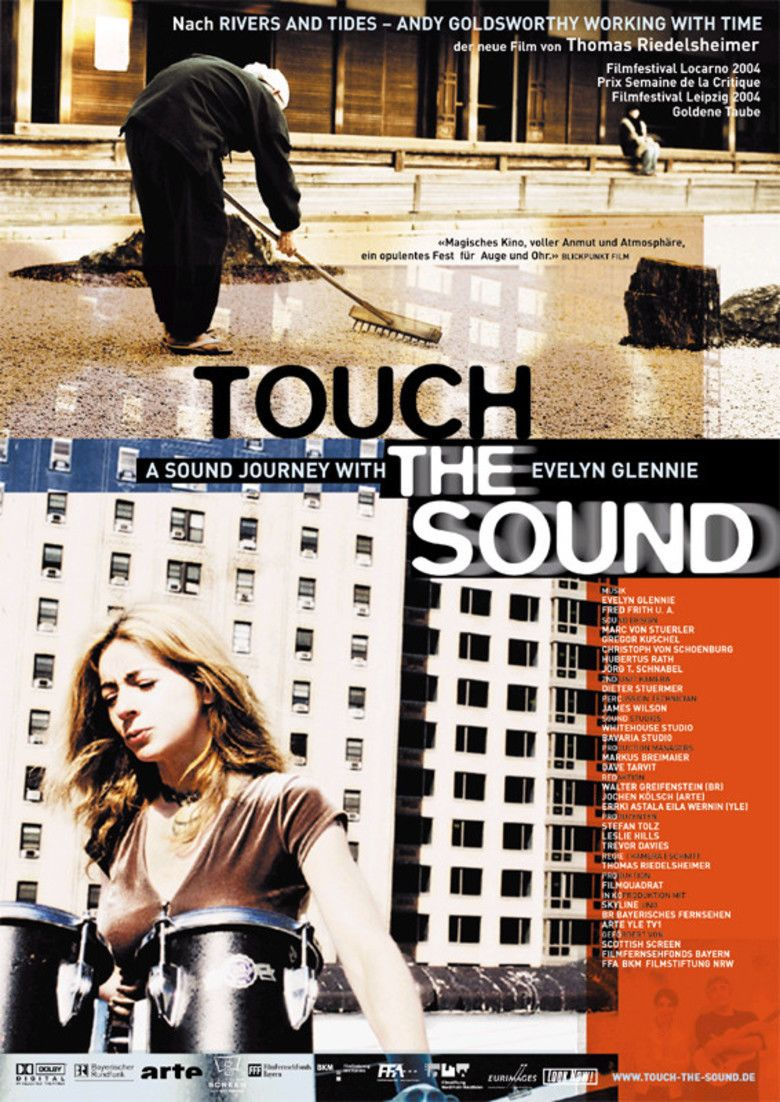 Touch the Sound movie poster