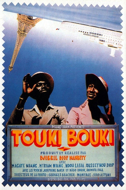 Touki Bouki movie poster