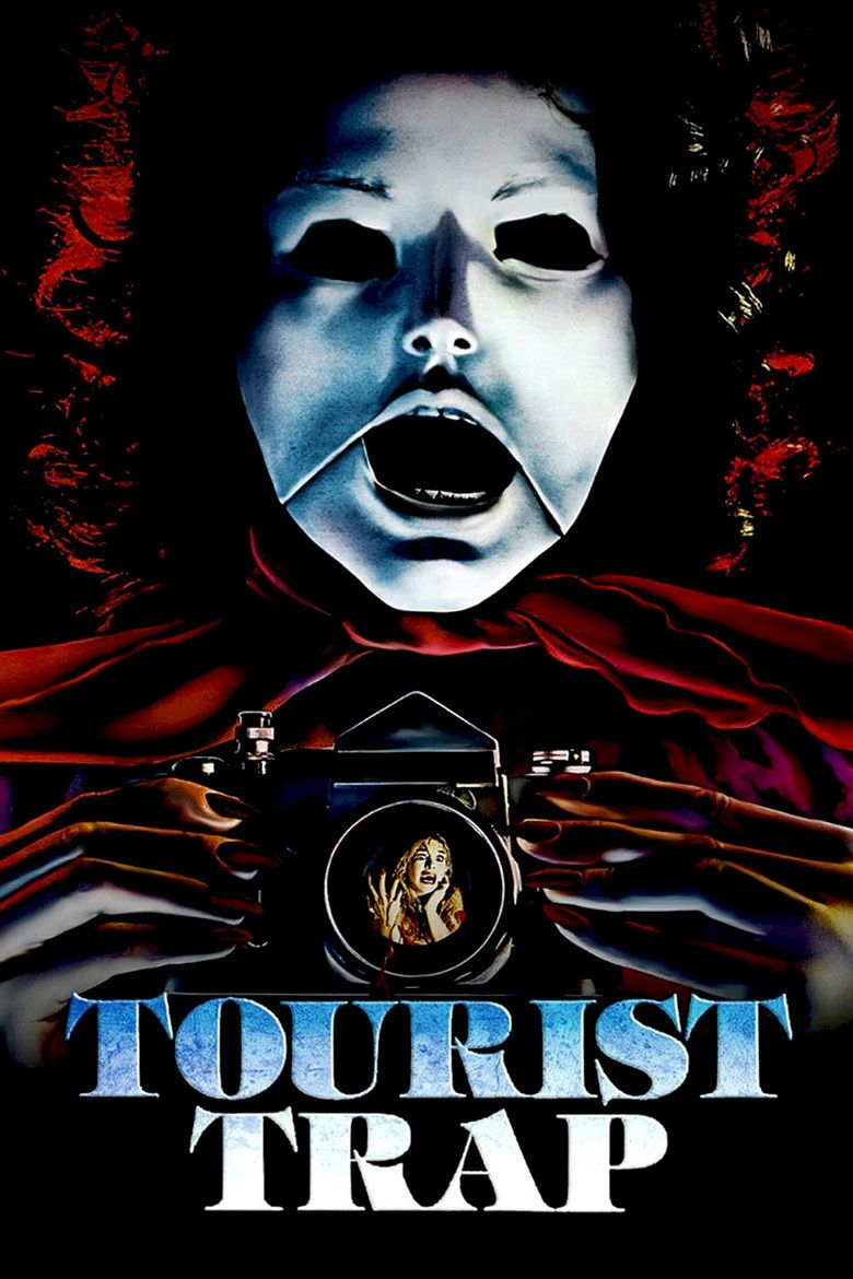 Tourist Trap (film) movie poster