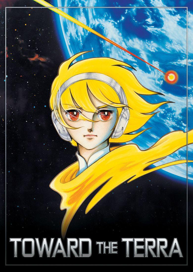 Toward the Terra movie poster