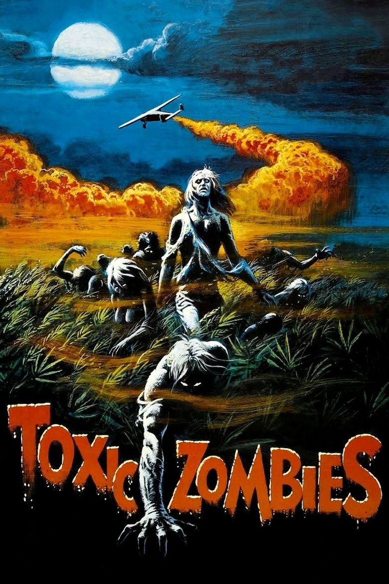 Toxic Zombies movie poster