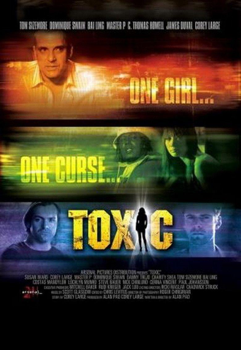 Toxic (film) movie poster