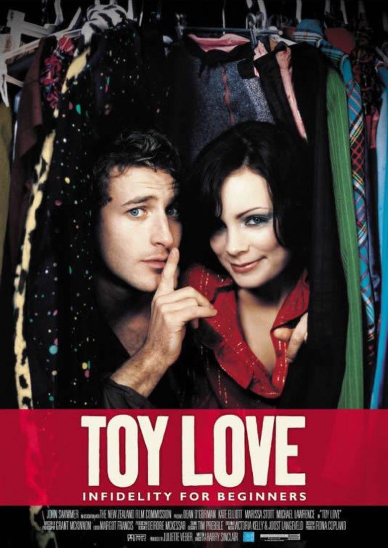 Toy Love (film) movie poster