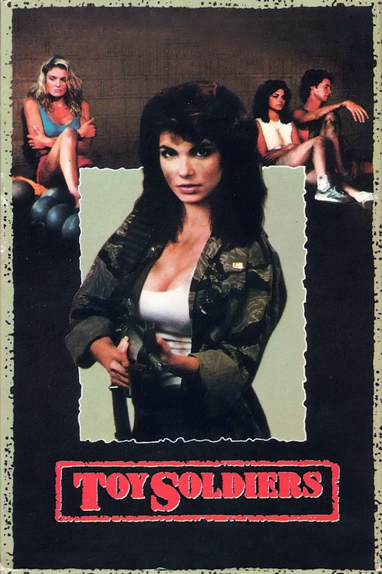 Toy Soldiers (1984 film) movie poster