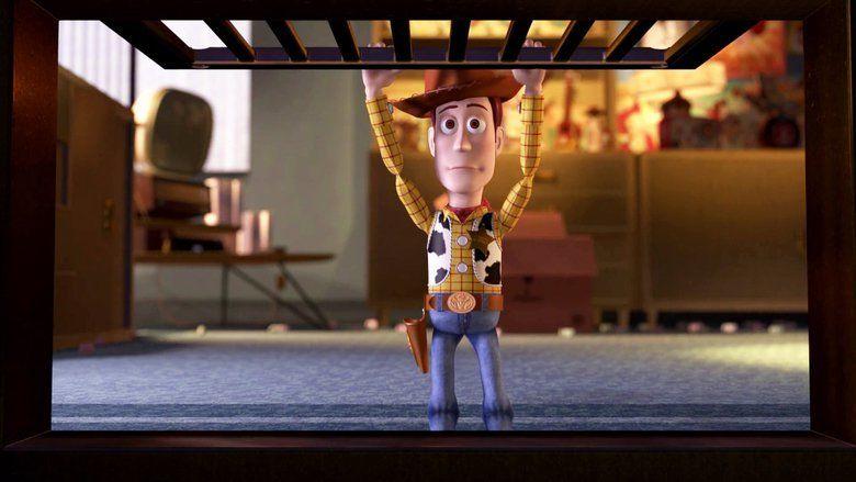 Toy Story 2 movie scenes