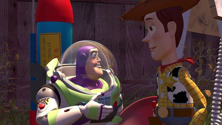 Toy Story movie scenes