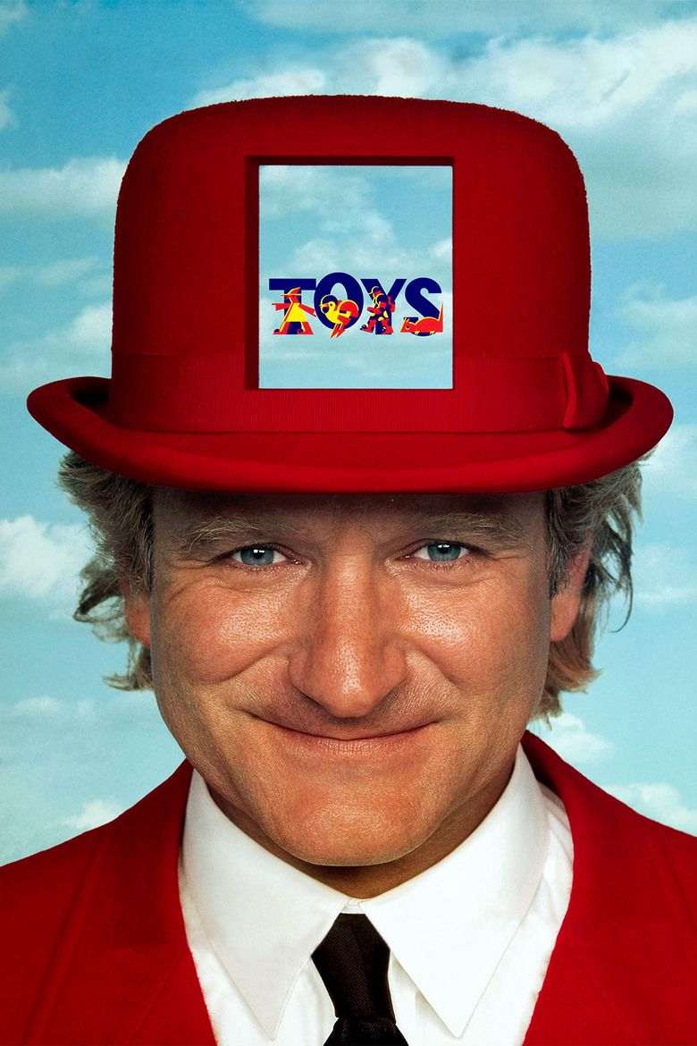 Toys (film) movie poster