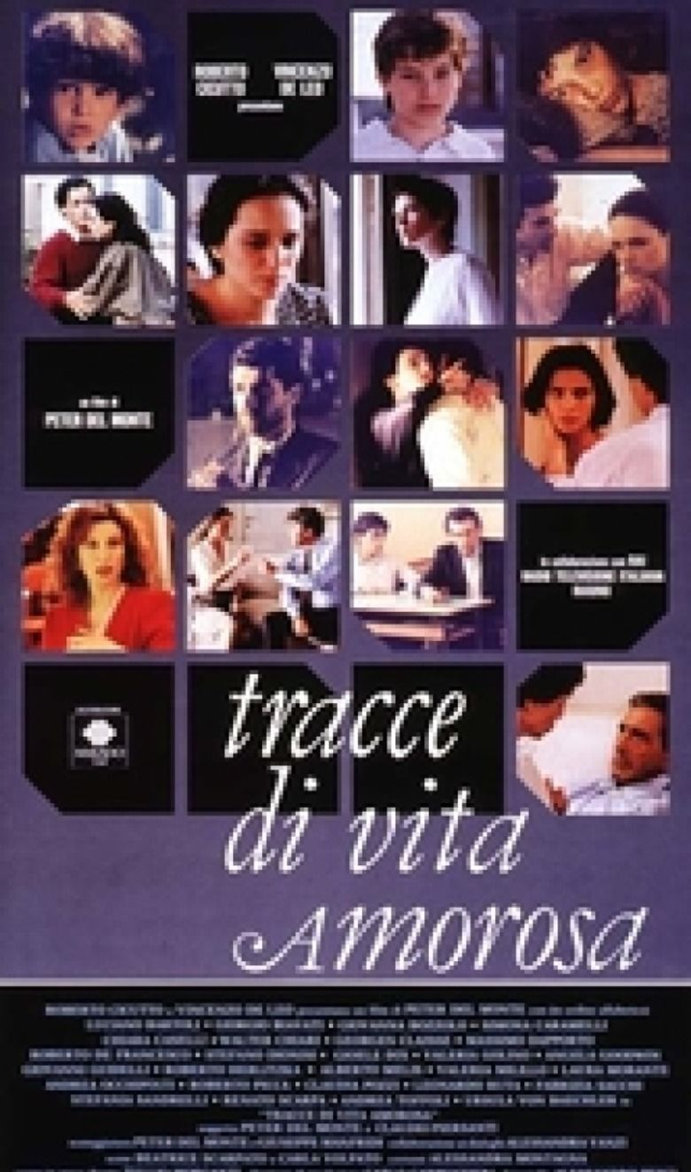 Traces of an Amorous Life movie poster