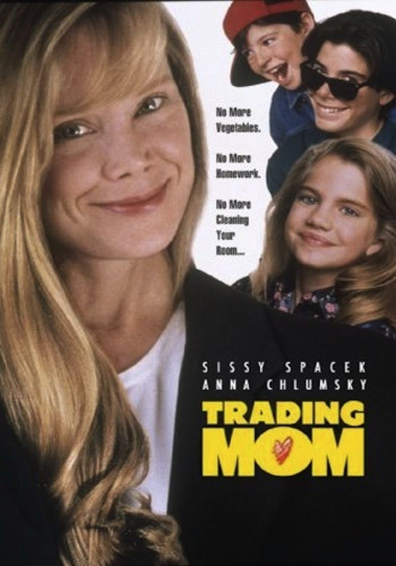 Trading Mom movie poster