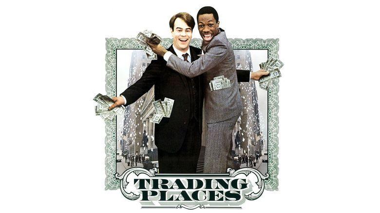Trading Places movie scenes