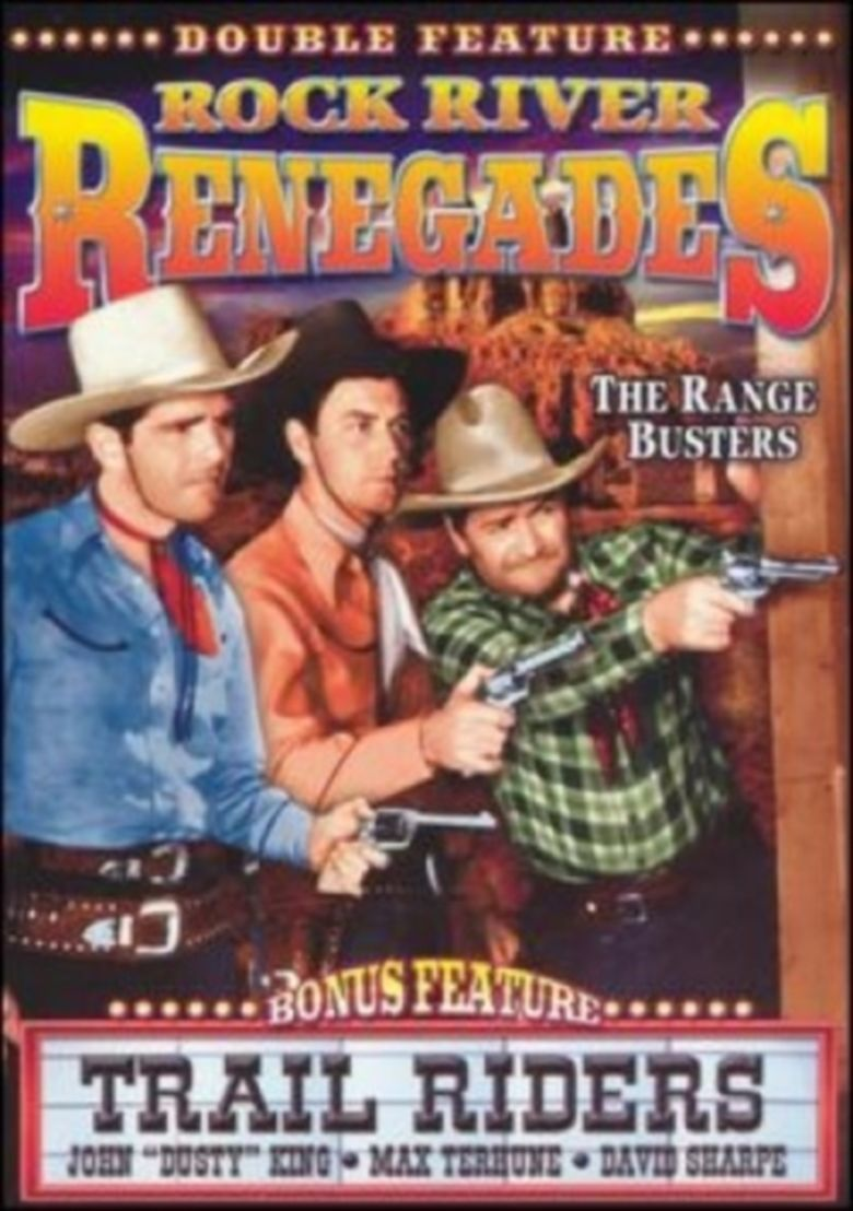 Trail Riders movie poster