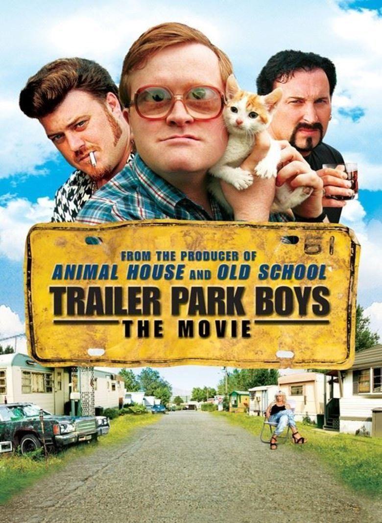 Trailer Park Boys: The Movie movie poster