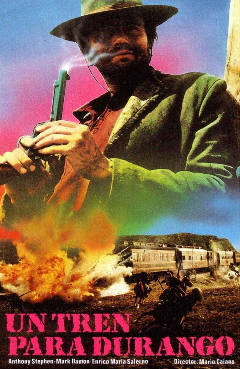 Train for Durango movie poster