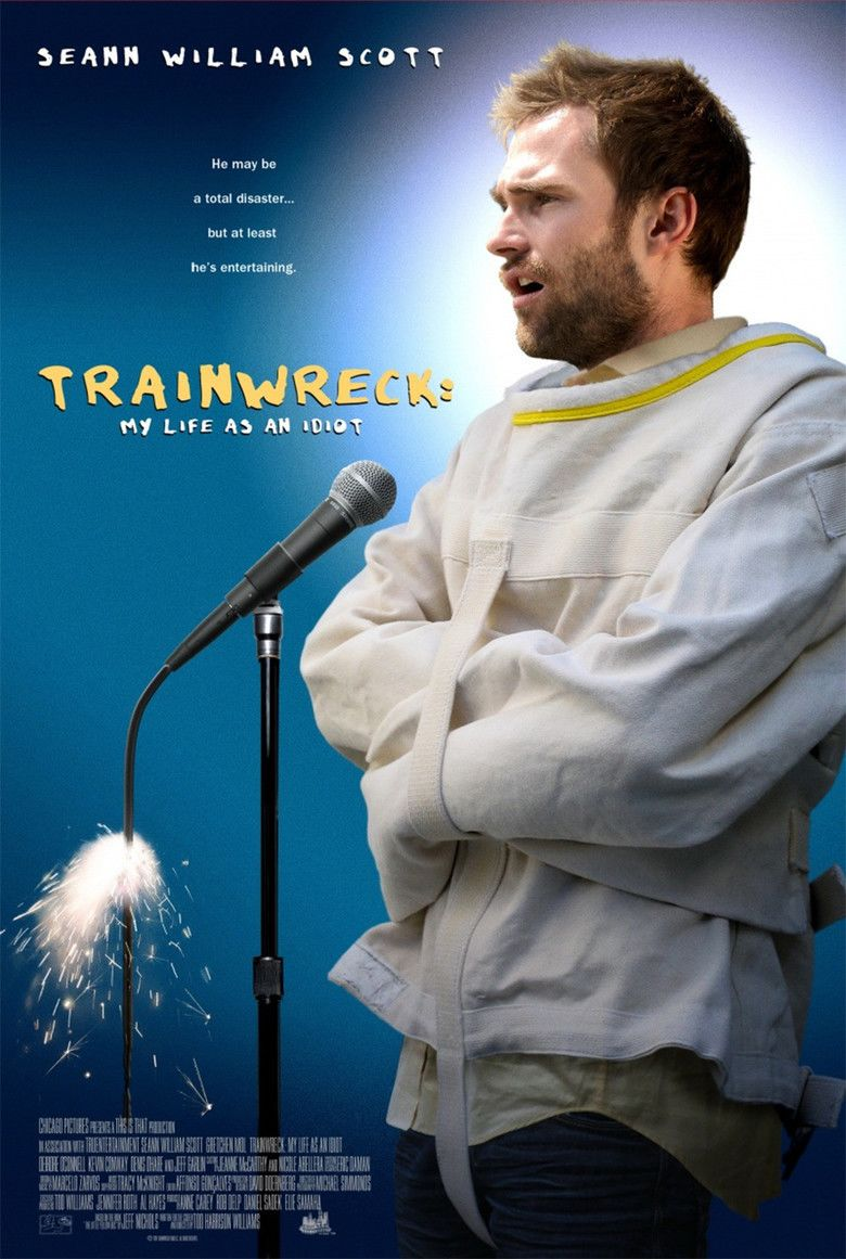 Trainwreck: My Life as an Idiot movie poster