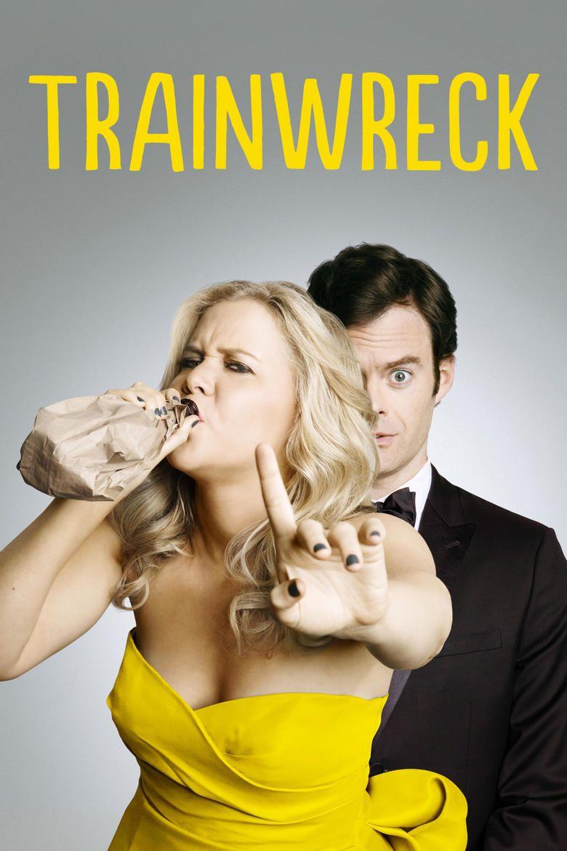 Trainwreck (film) movie poster
