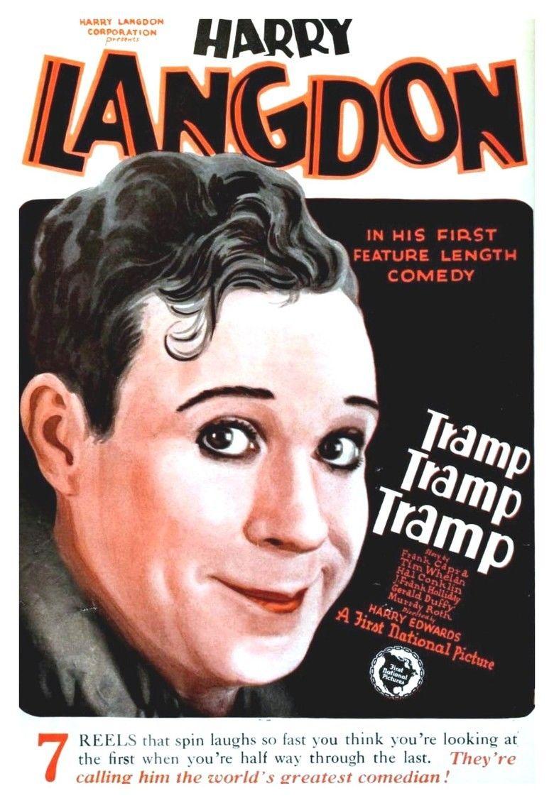 Tramp, Tramp, Tramp movie poster