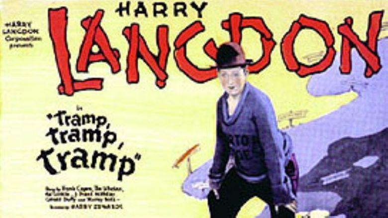 Tramp, Tramp, Tramp movie scenes