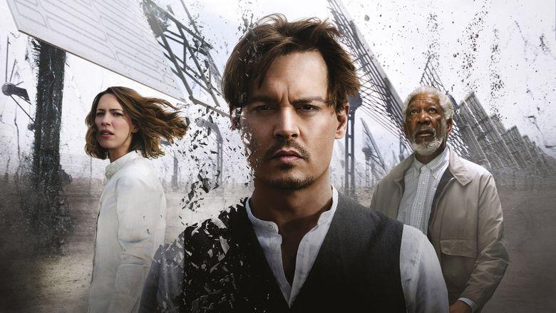 Transcendence (2014 film) movie scenes