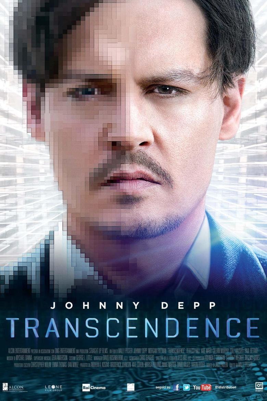 Transcendence (2014 film) movie poster