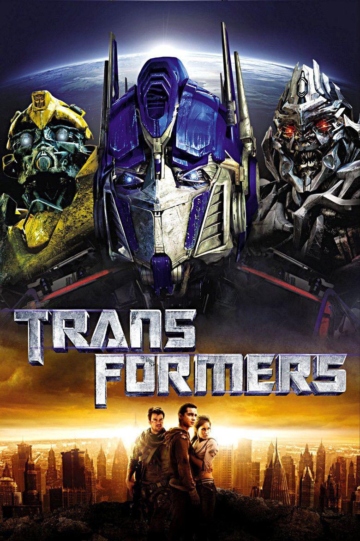 Transformers (film) movie poster