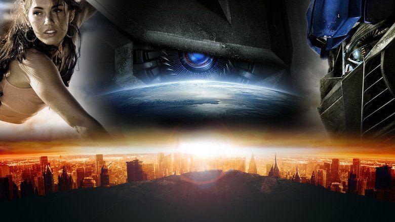 Transformers (film) movie scenes