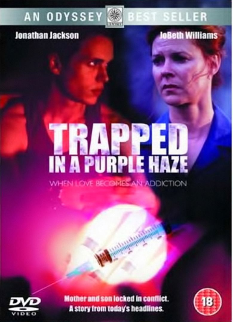 Trapped in a Purple Haze movie poster