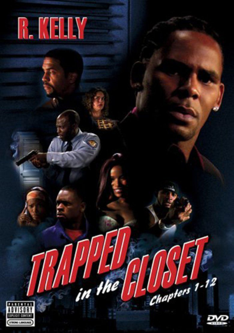 Trapped in the Closet Chapters 1 12 movie poster