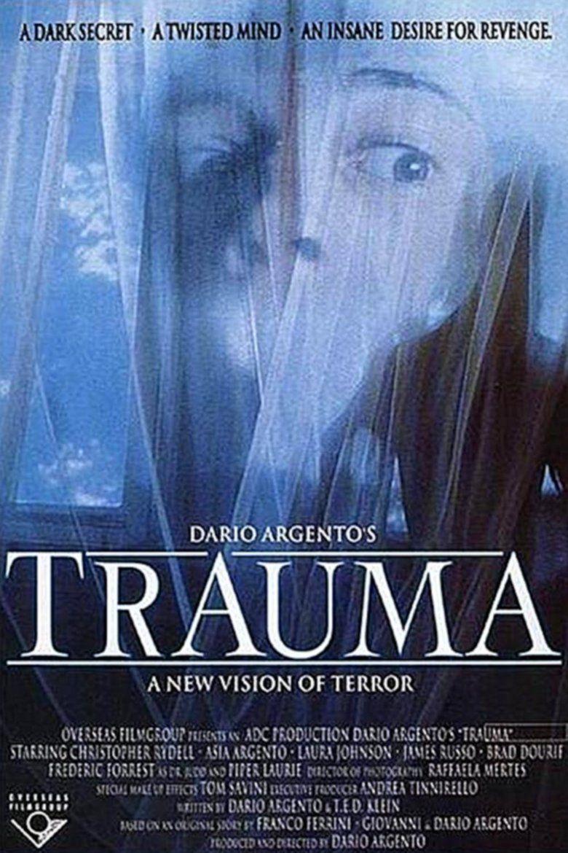 Trauma (1993 film) movie poster