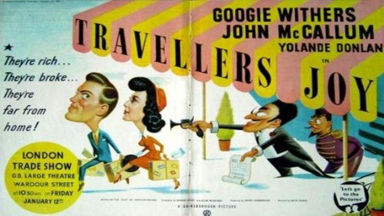 Travellers Joy movie scenes