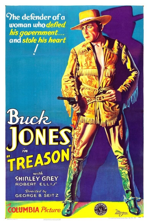 Treason (1933 film) movie poster