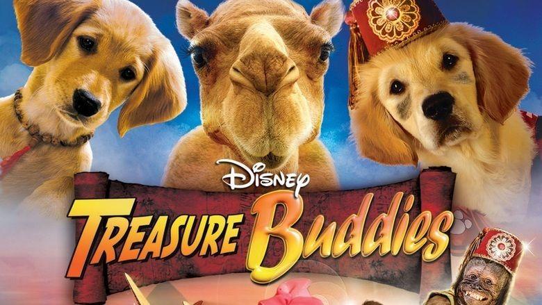 Treasure Buddies movie scenes
