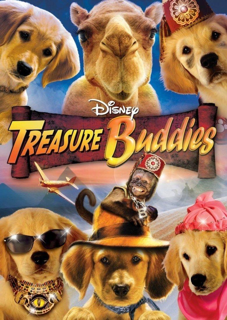 Treasure Buddies movie poster
