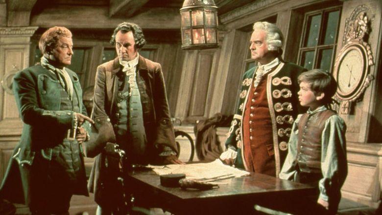 treasure island 1950 movie