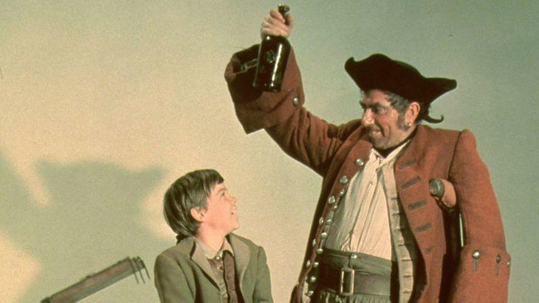 Treasure Island (1950 film) movie scenes