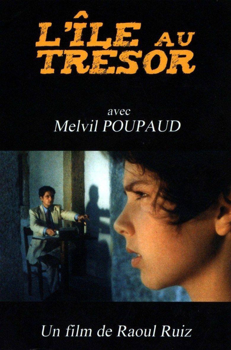 Treasure Island (1985 film) movie poster