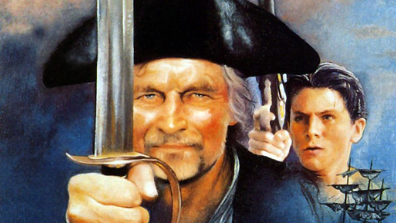 Treasure Island (1990 film) movie scenes