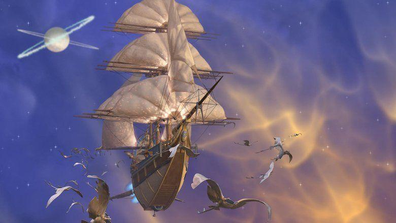 Treasure Planet movie scenes